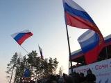 Победа Екатерины Юрьевой на кубке IBU по биатлону-2013 в Острове